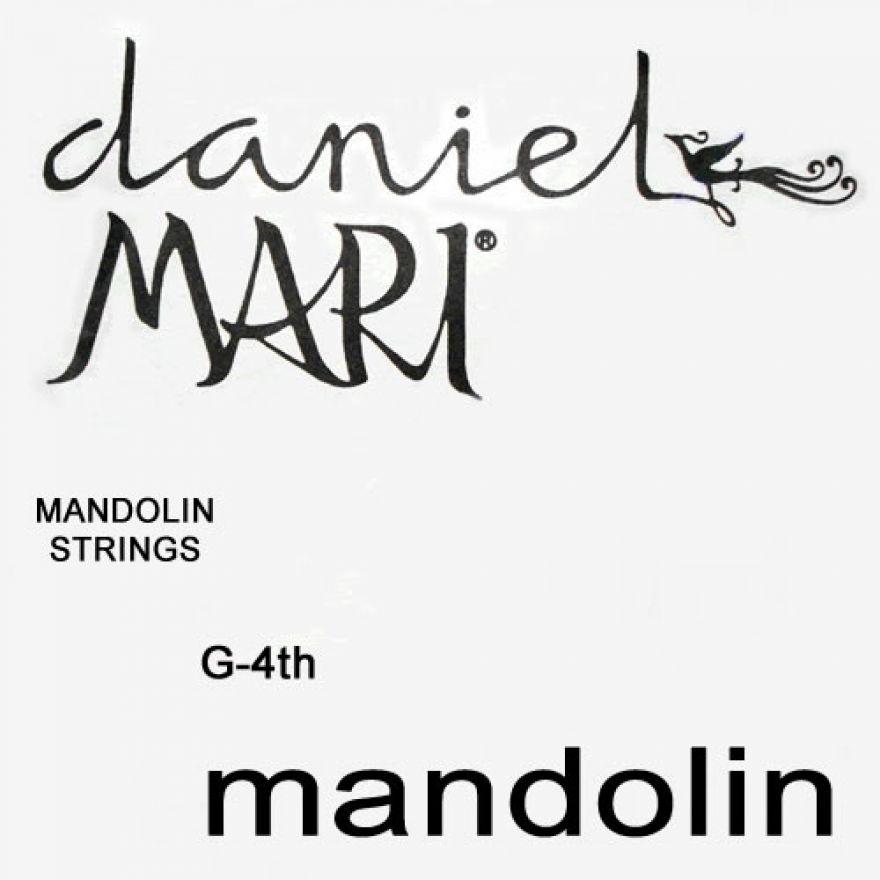 DANIEL MARI G-4th - CORDA SINGOLA PER MANDOLINO [G-SOL-4th]