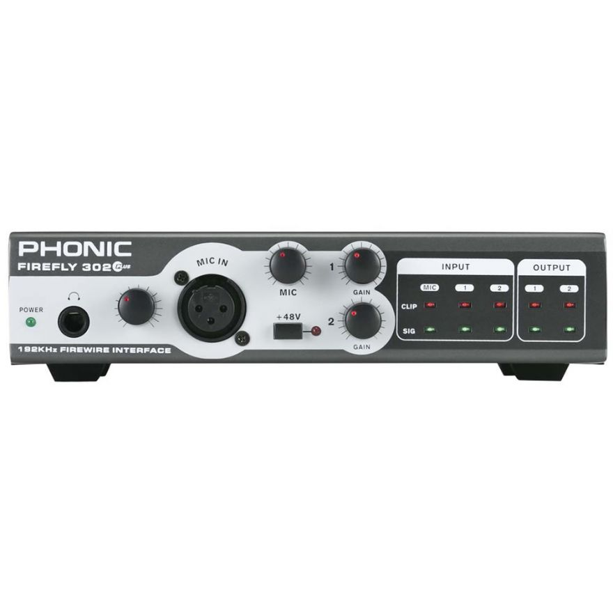 0-PHONIC FIREFLY302 PLUS -