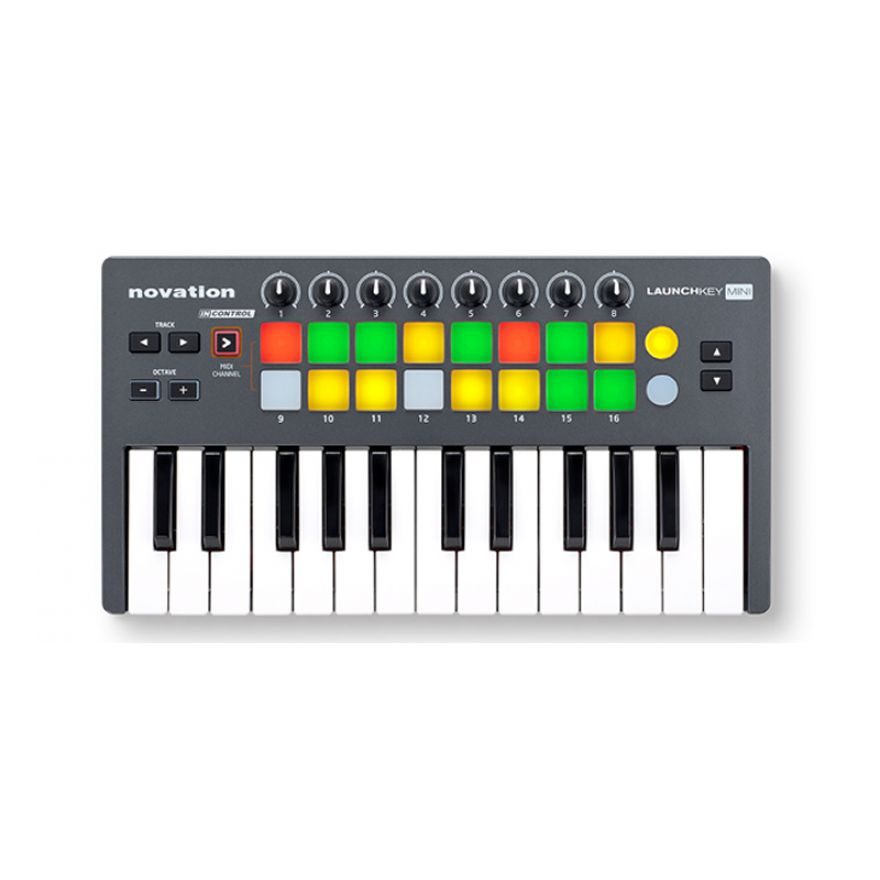 0-NOVATION Launchkey Mini