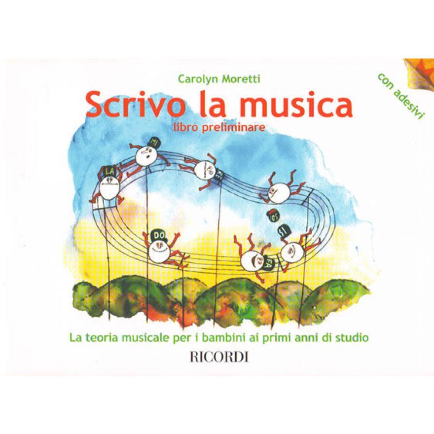0-RICORDI Moretti - SCRIVO
