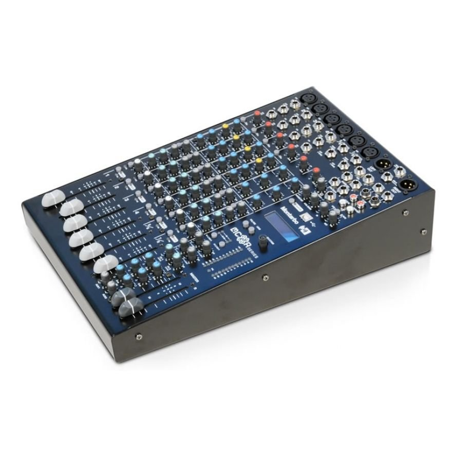 0-MONTARBO MC-R8 FX - MIXER