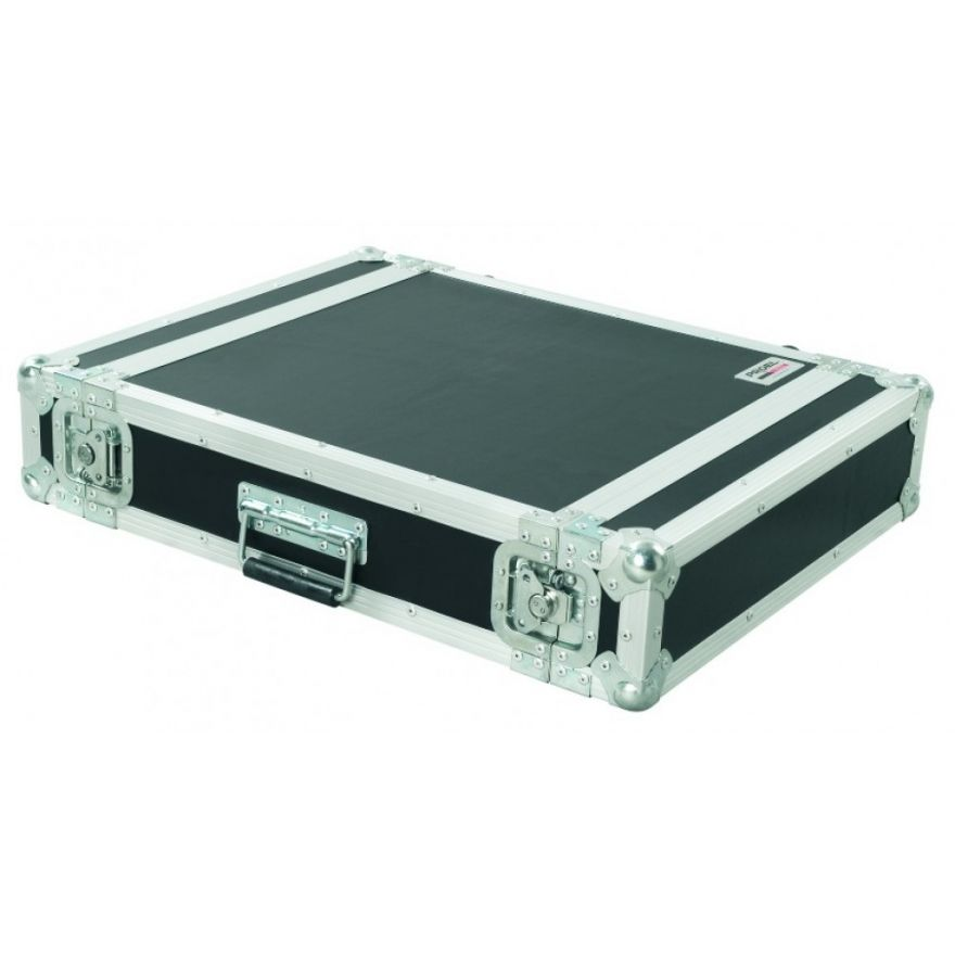 PROEL CR202BLKM - Flight case 2U a rack 19