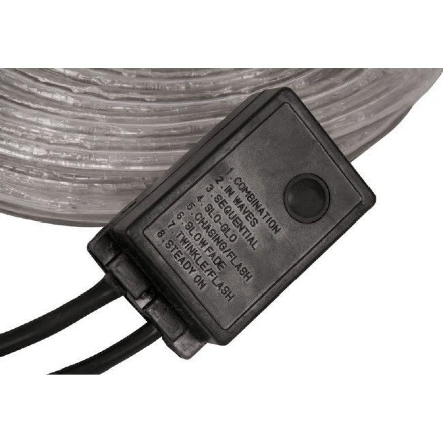 TRONIOS ROPELIGHT CONTROLLER 10 PGS 8A -CONTROLLO PER TUBI A LED