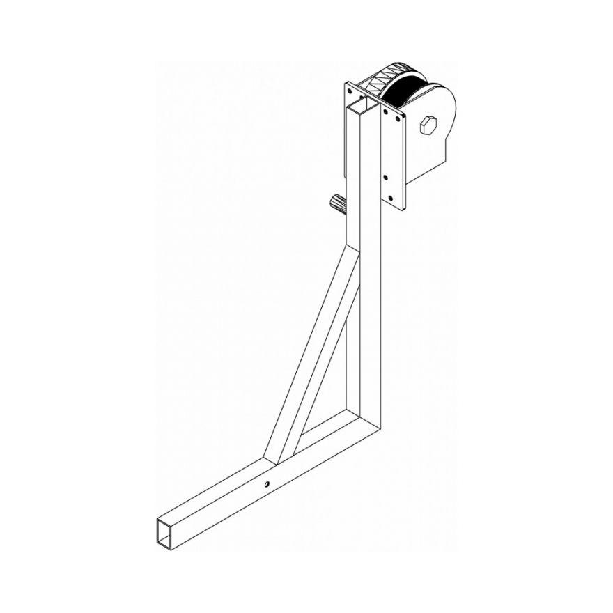 PROEL Argano manuale per kit sollevamento