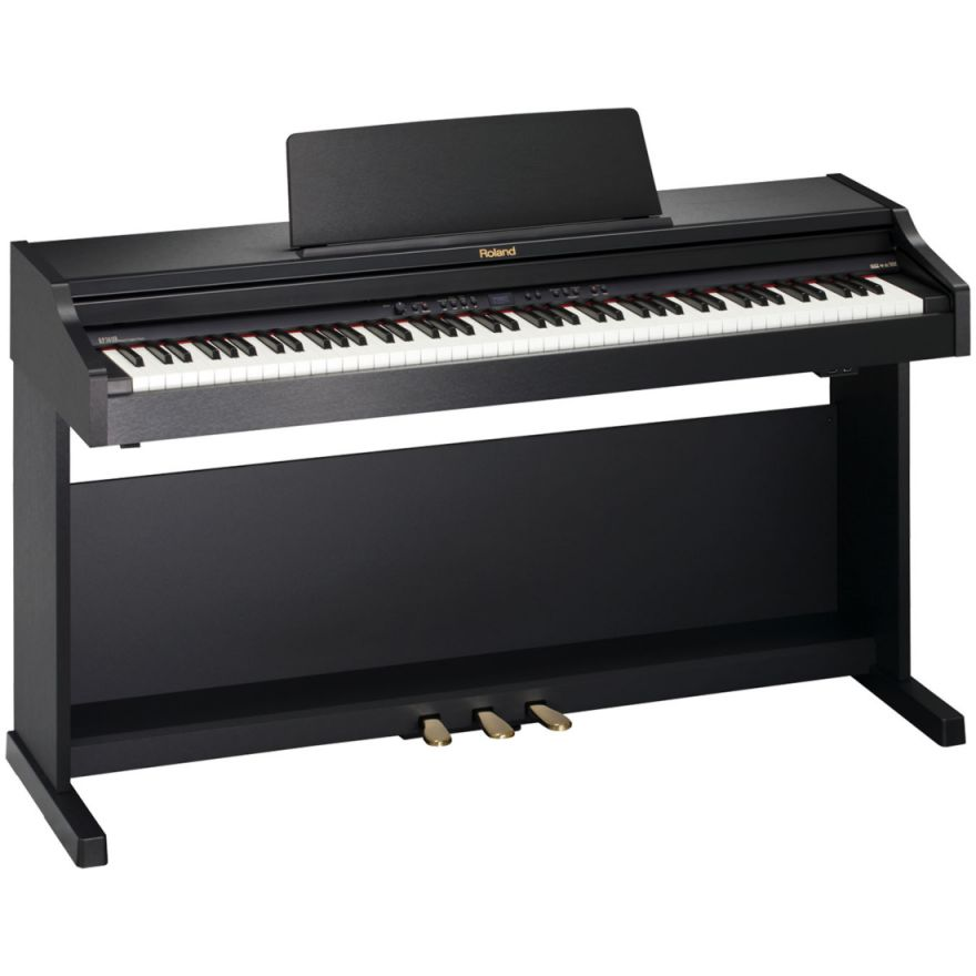 ROLAND RP301R-SB - PIANOFORTE DIGITALE con accompagnamenti