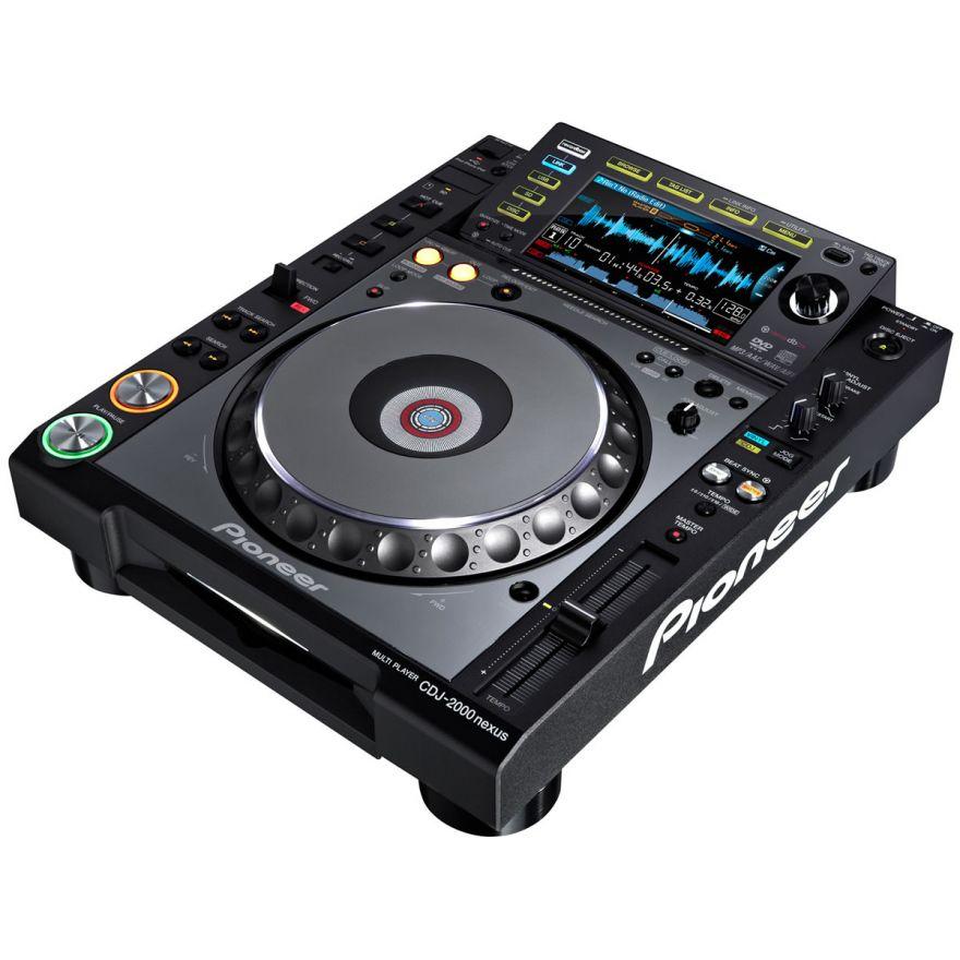 0-PIONEER CDJ2000 NXS