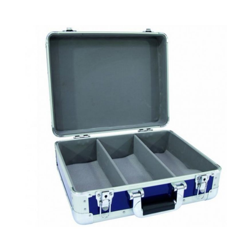 OMNITRONIC CD CASE DIGITAL BOOKING BLUE PER 90 CD