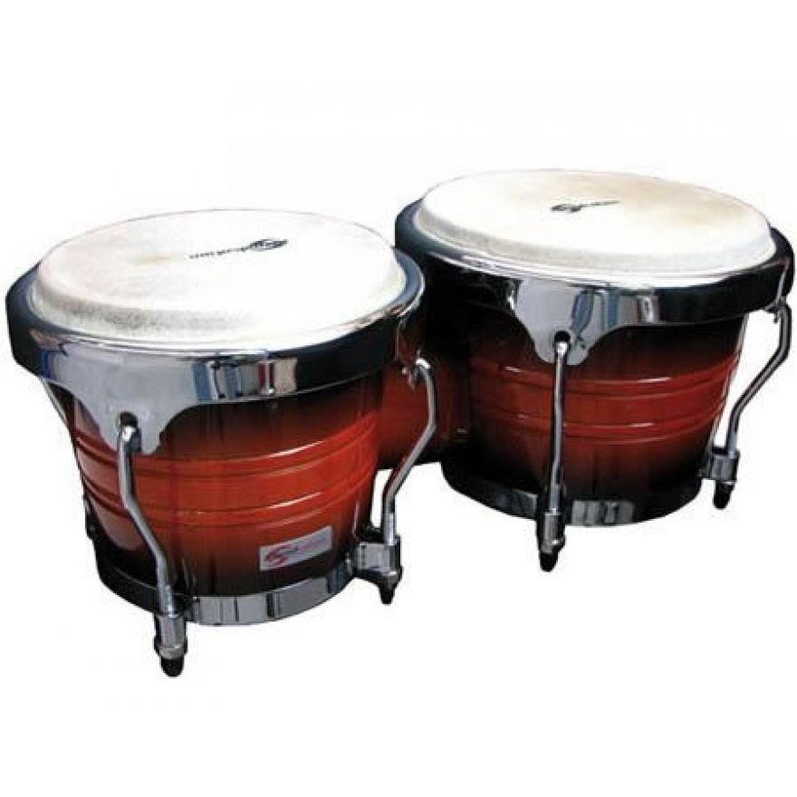 SOUNDSATION SB02-SB - Bongos 7 + 8 in Legno