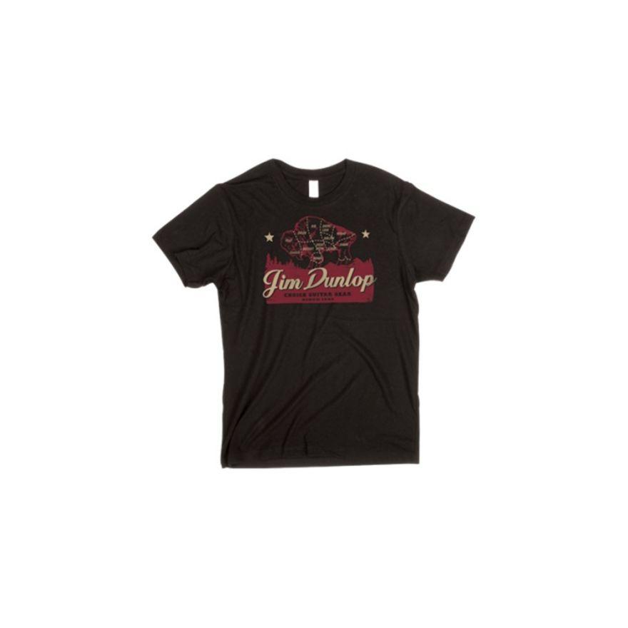 Dunlop DSD07-MTS T-Shirt da uomo taglia L