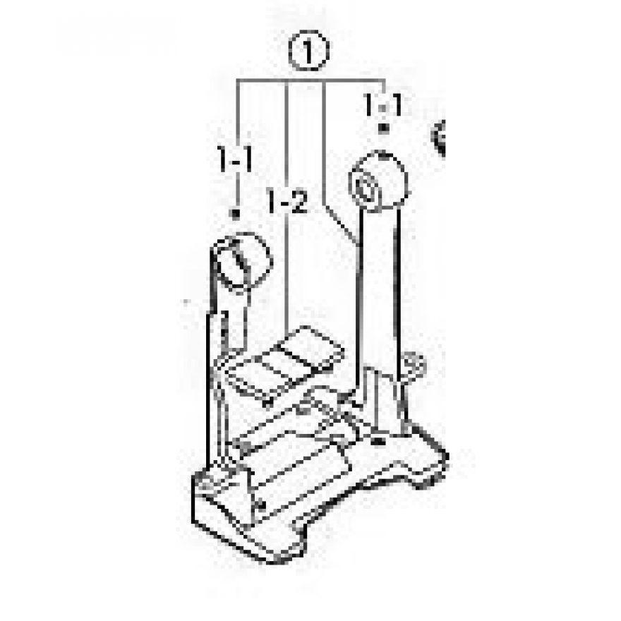 TAMA HP9-1 - Struttura portante Iron Cobra