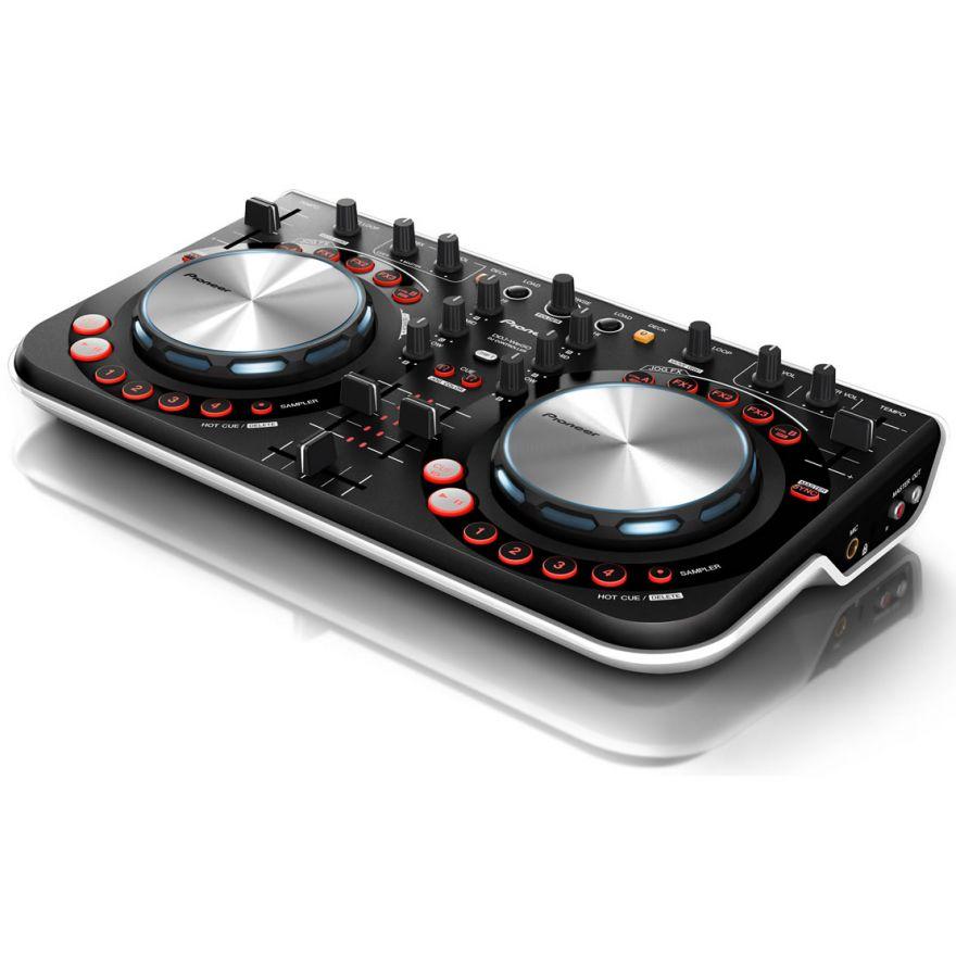PIONEER DDJ-WeGo-W White - CONTROLLER PER VIRTUAL DJ Limited Edi