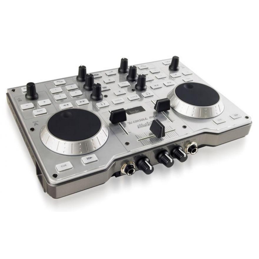 HERCULES DJ Console MK4 - CONTROLLER A DOPPIO BANCO PER DJ