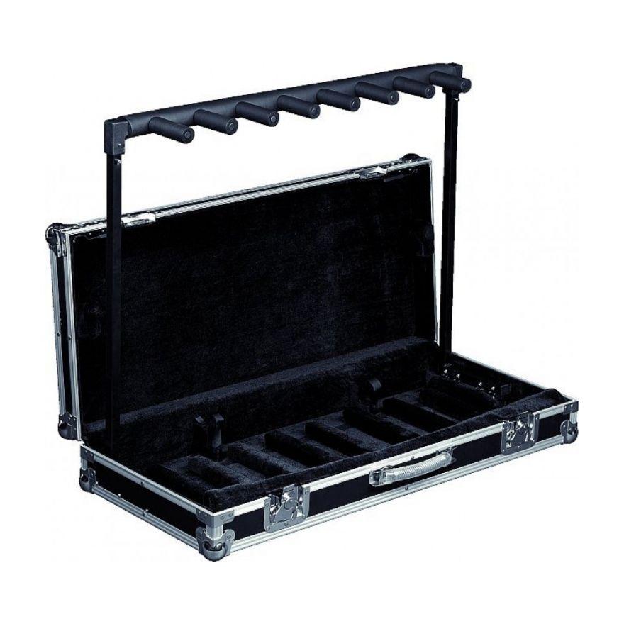 ROCKSTAND RS20855B1 Supporto per 7 chitarre/bassi elettrici