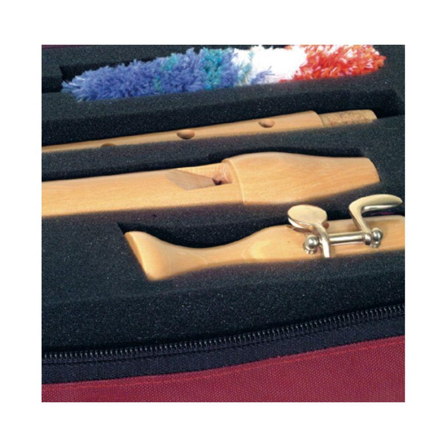 ROCKBAG RB10160B Borsa semirigida per Flauti Alti