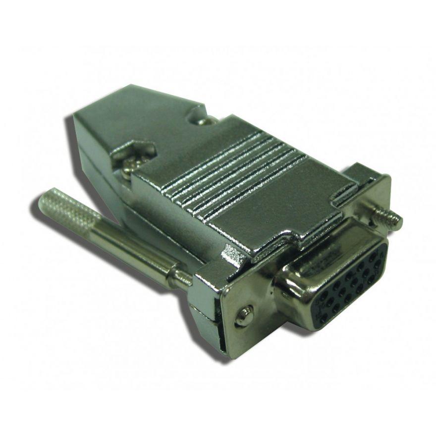 0-QUIKLOK DSUB 15F VGA - CO