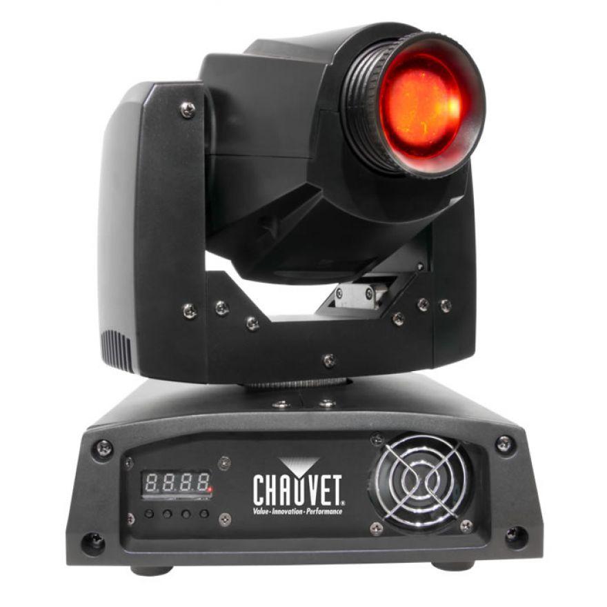 CHAUVET INTSPOT LED150 Intimidator - TESTA MOBILE A LED DA 15W