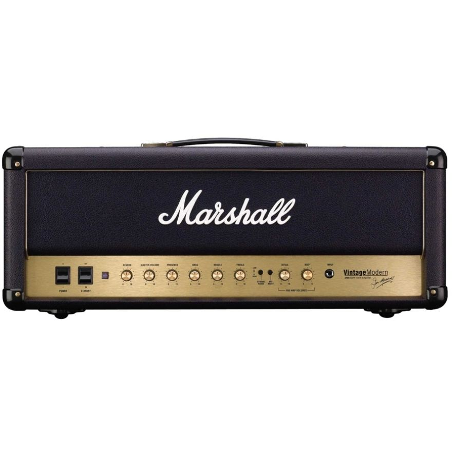 MARSHALL 2466B Head 100W Black