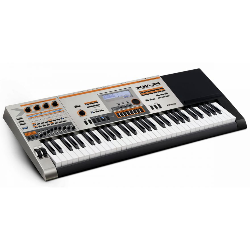 CASIO XW-P1 Perfomance Synthesizer - SINTETIZZATORE 61 TASTI
