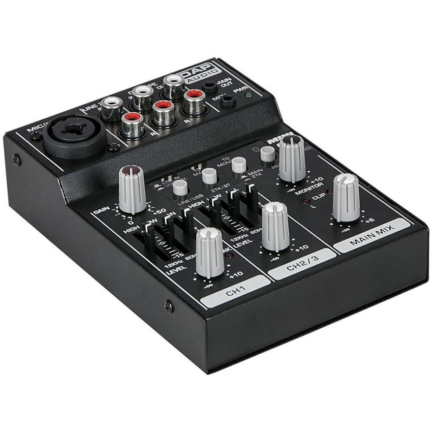 0-DAP AUDIO MINI-GIG - MIXE