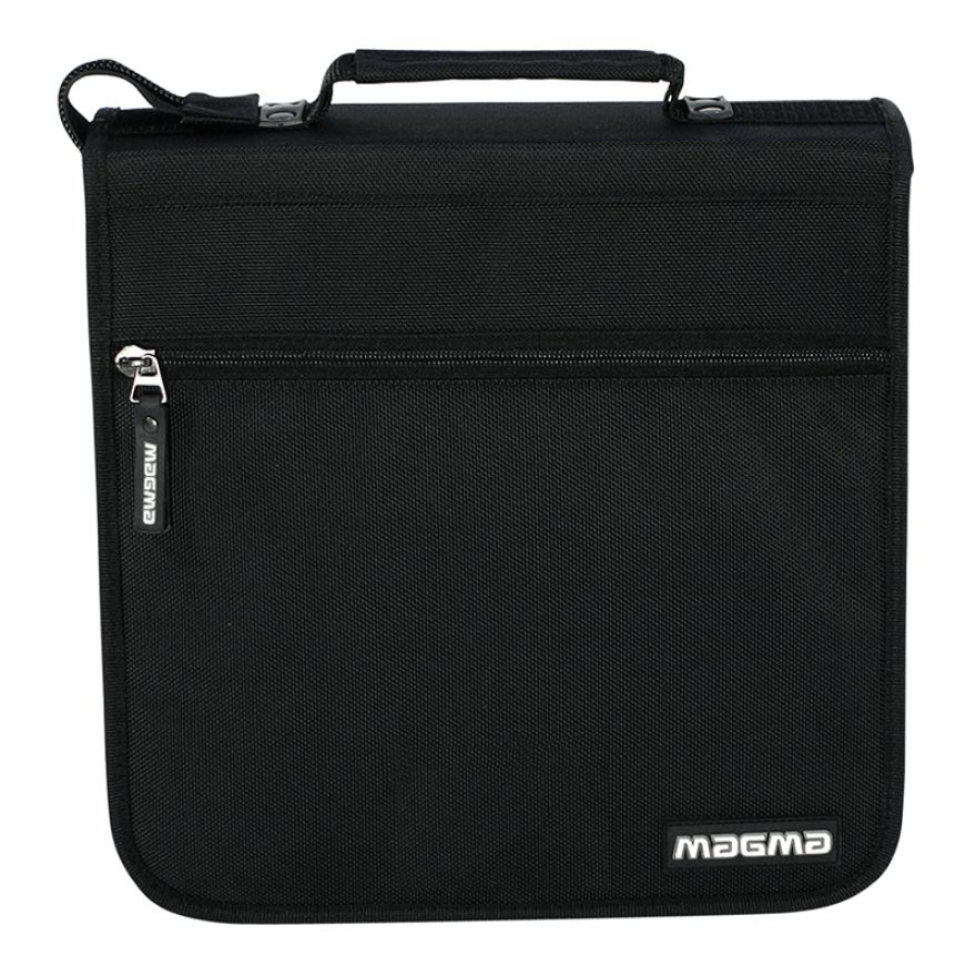 MAGMA CD WALLET RPM 192 Black - BORSA PER 192 + 12 CD