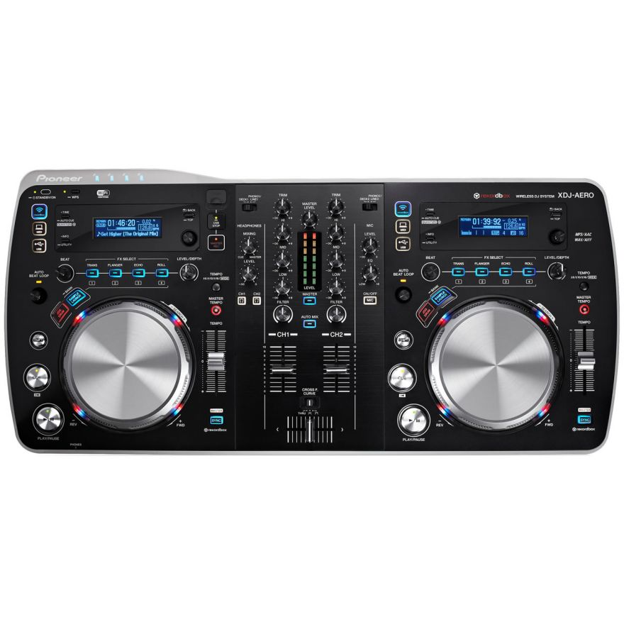 PIONEER XDJ-AERO - CONSOLE WIRELESS PER DJ