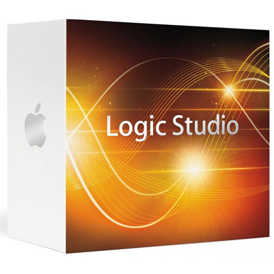 APPLE LOGIC STUDIO 9 RETAIL - SOFTWARE DI PRODUZIONE MUSICALE
