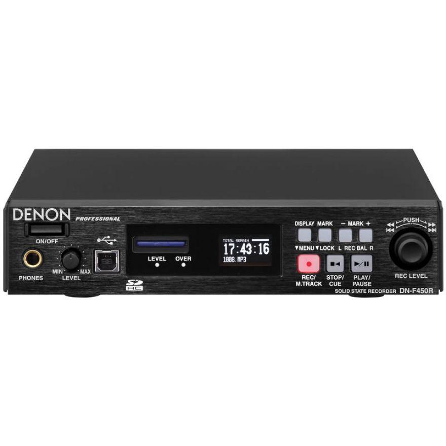 0-DENON DNF450R - REGISTRAT