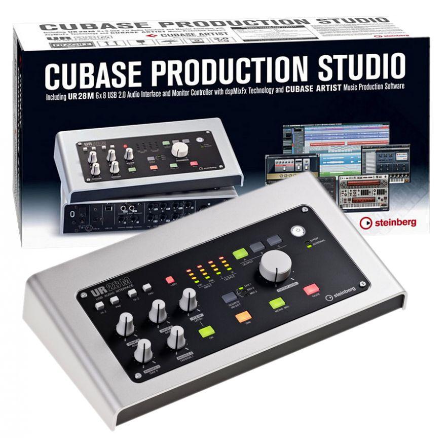STEINBERG CUBASE PRODUCTION STUDIO