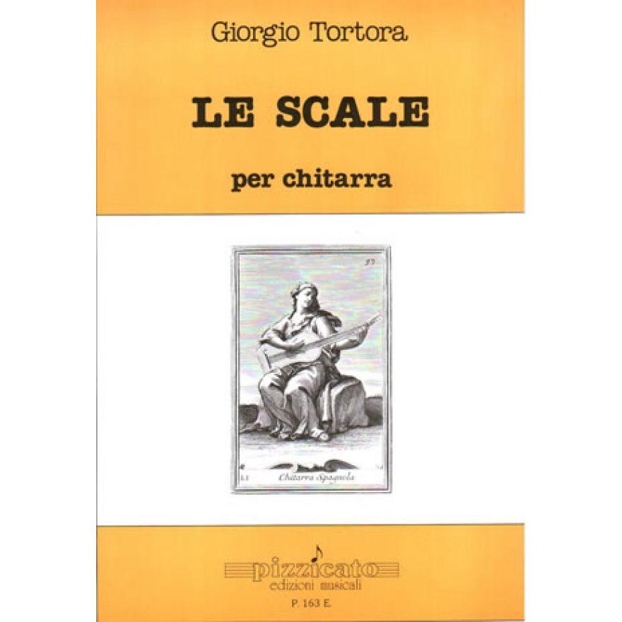 PIZZICATO Giorgio Tortora - LE SCALE, per chitarra