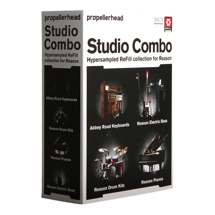 PROPELLERHEAD Studio Combo Bundle