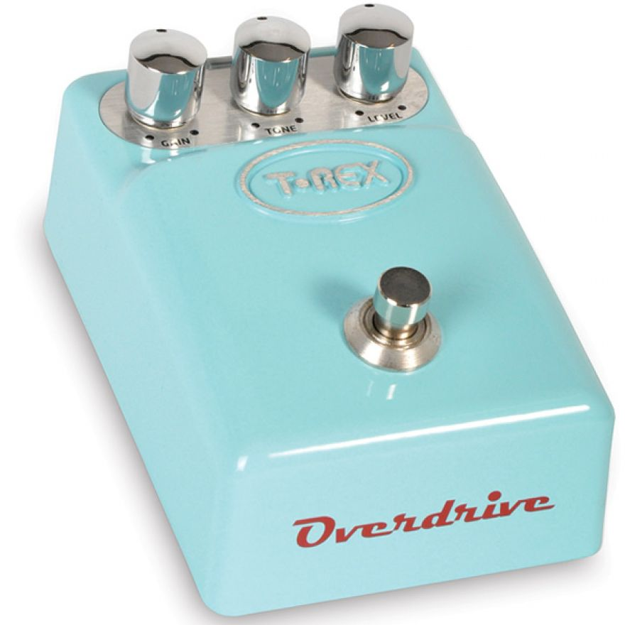 T-REX TR10102 ToneBug OVERDRIVE -PEDALE OVERDRIVE-