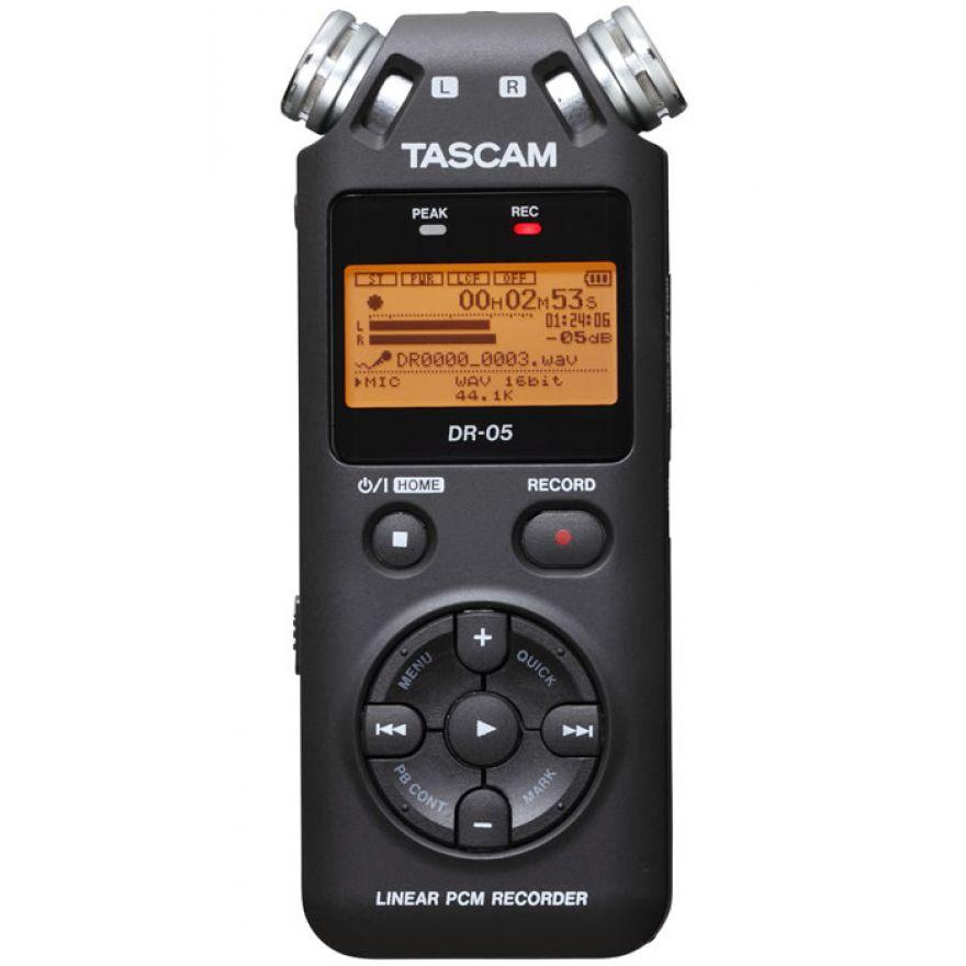 0-TASCAM DR05 [EX DEMO] - R