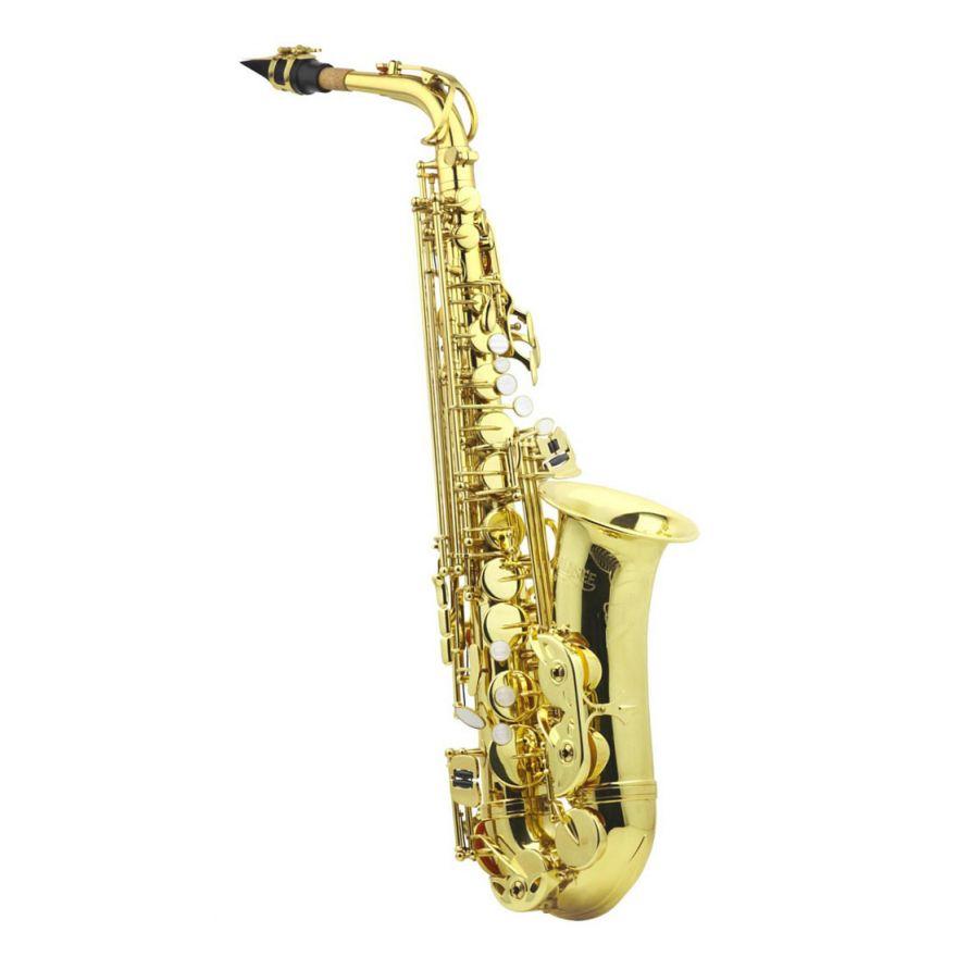 0-ALYSEE A-808L - Sax curvo