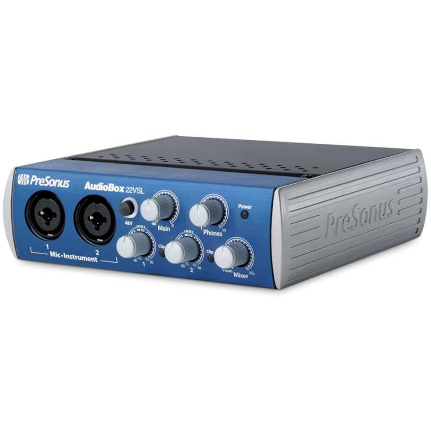 0-PRESONUS AudioBox 22VSL -