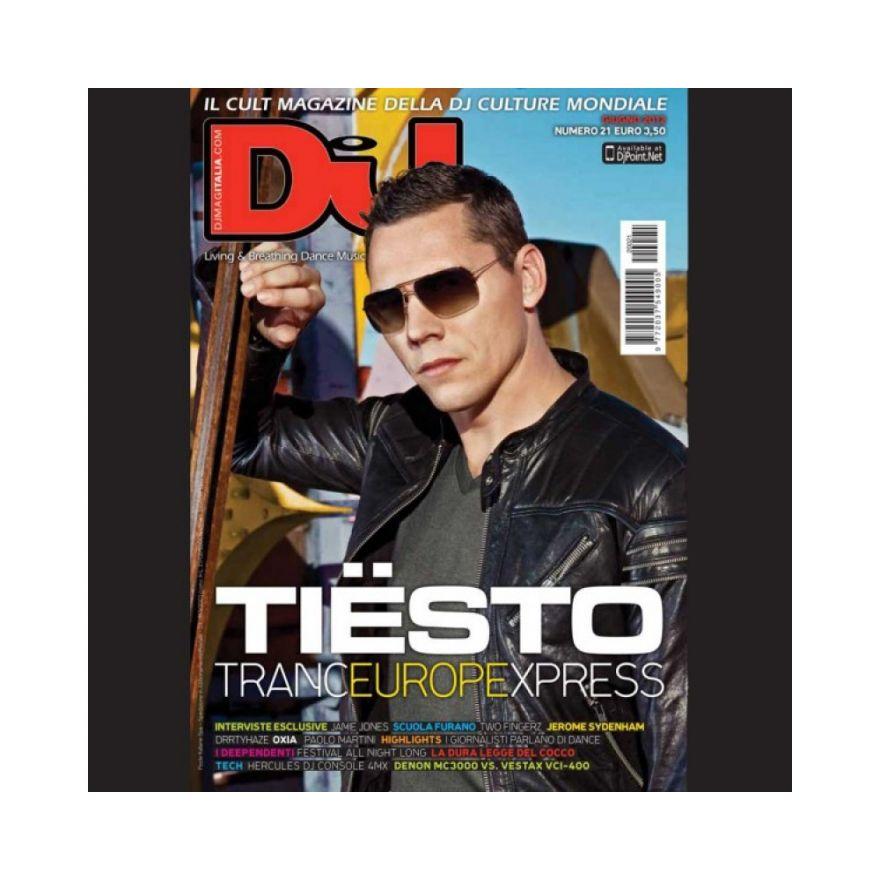 DJ MAG ITALIA DJ MAG GIUGNO 2012