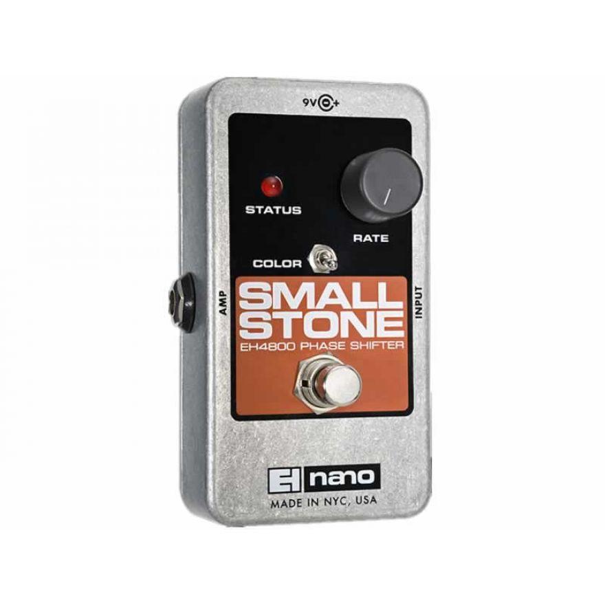 ELECTRO HARMONIX NANO SMALL STONE -PEDALE PHASE/SCHIFTER