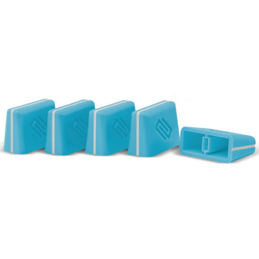 0-RELOOP Fader Cap Set Blue