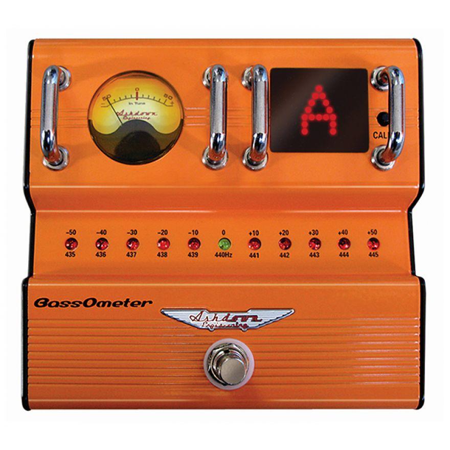 ASHDOWN BassOmeter FSTUNER - ACCORDATORE PER BASSO