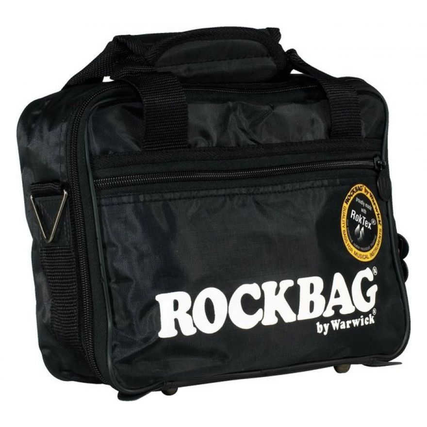 ROCKBAG RB23070B Borsa portapedali 27x20x8,5 cm