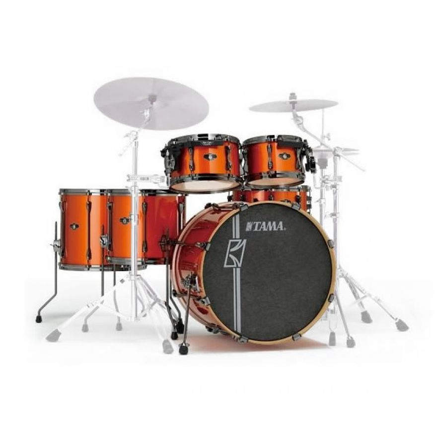 TAMA SL62HZBNS-BOM - Batteria Bright Orange Metallic