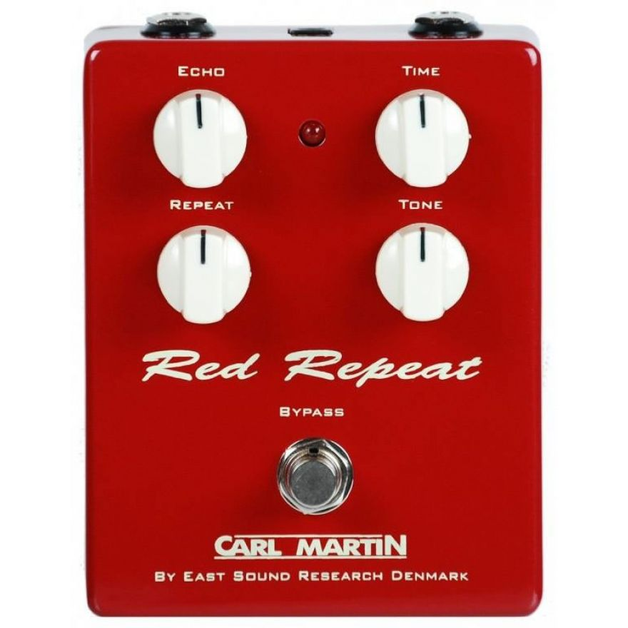 CARL MARTIN RED REPEAT - DELAY PER CHITARRA