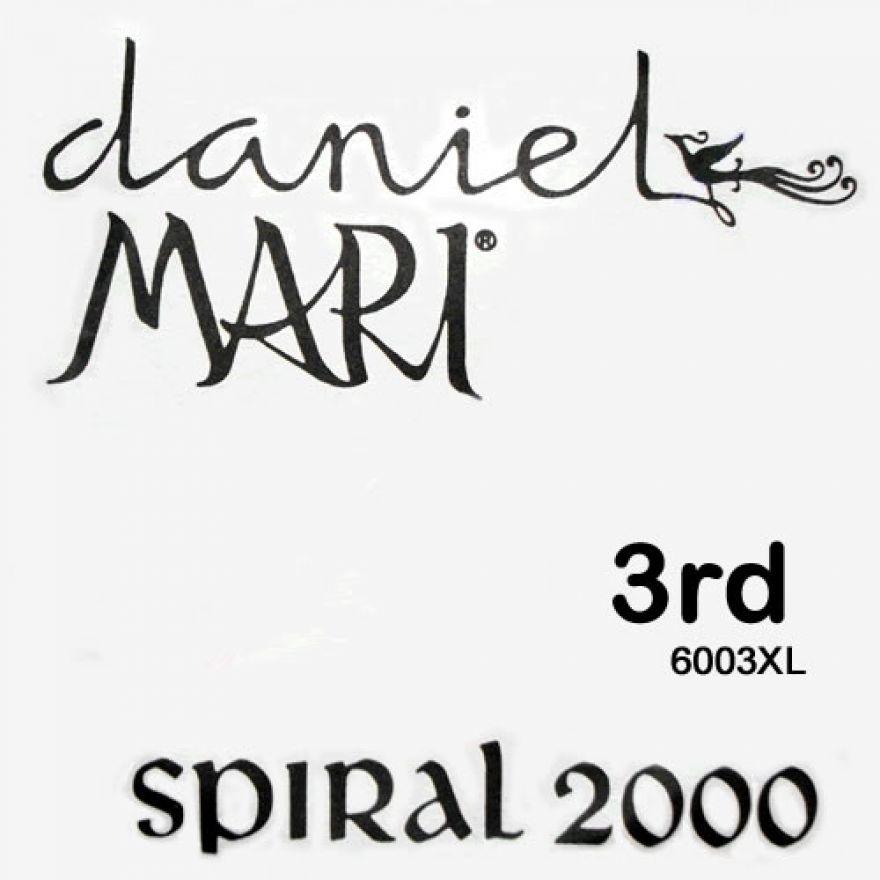 DANIEL MARI 6003XL 3rd -CORDA SINGOLA PER CHITARRA ACUSTICA[3rd]