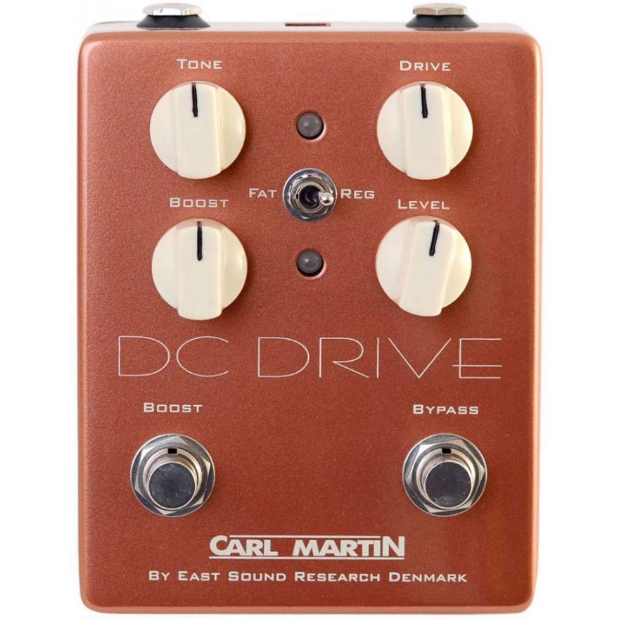 CARL MARTIN DC DRIVE - OVERDRIVE PER CHITARRA