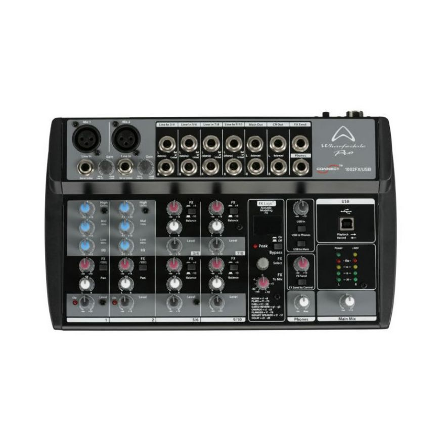 0-WHARFEDALE Pro Connect 10