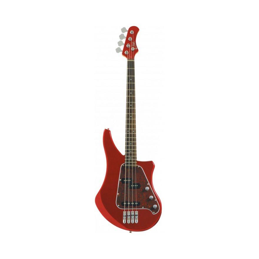 EKO K PJ07-Chrome Red - BASSO ELETTRICO