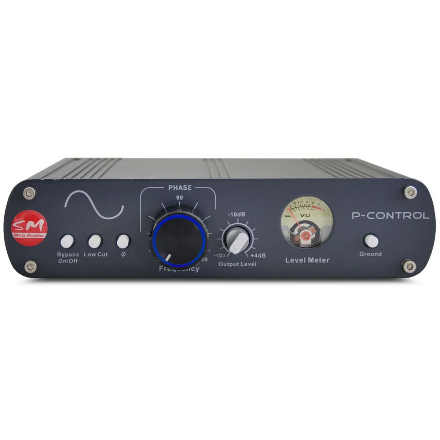 SM PRO AUDIO P-CONTROL - Sistema per la Regolazione della Fase