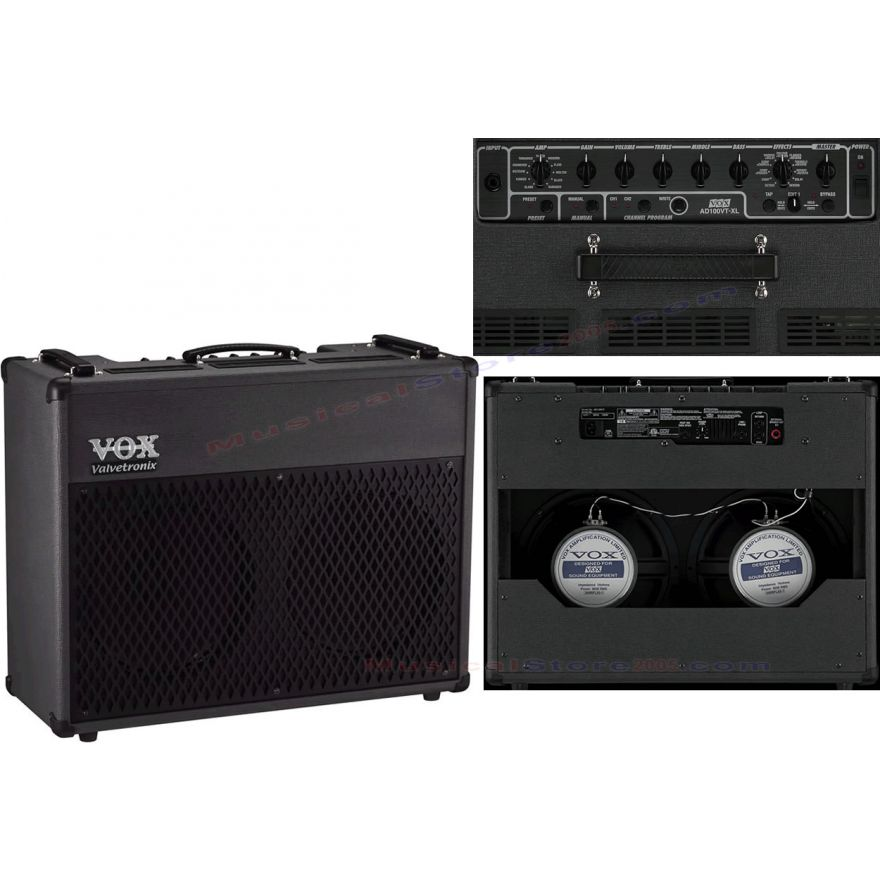VOX AD100VT-XL [EX DEMO] - AMPLIFICATORE DIGITALE VALVOLARE 100W