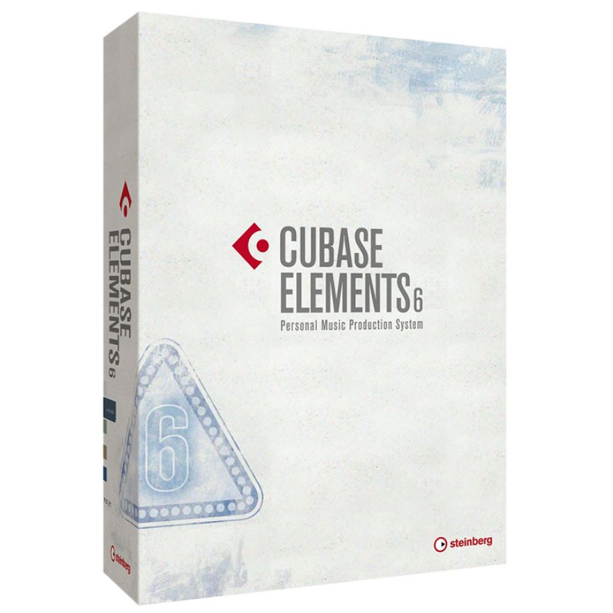 STEINBERG CUBASE ELEMENTS 6 IT