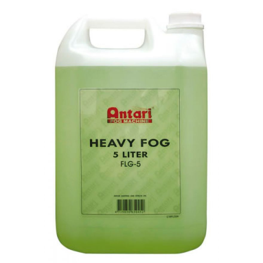 0-ANTARI SMOKE FLUID HEAVY