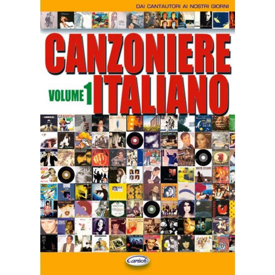 0-CARISCH CANZONIERE ITALIA